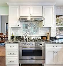 kitchens with subway tile backsplash what size subway tile for kitchen backsplash the stove