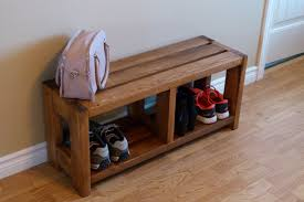 Bench Shoe Storage Bench Entrance Bench With Shoe Storage Entryway Plans Hemnes