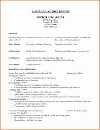 how to format resume how to format education on resume best of what to put in the