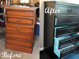 Tool Box Dresser Ideas by Stick Pony Creations Diy Dresser Makeover Love The Teal Drawer