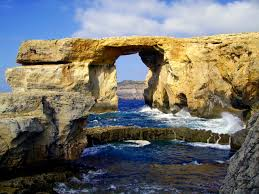 Azure Window Collapses The Azure Window U2013 Second Oldest Limestone Rock World For Travel
