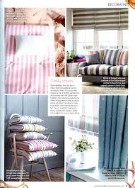 beach hut inspiration parasol stripes from the orchard silks