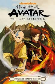 avatar airbender smoke shadow 1 u2013 getcomics