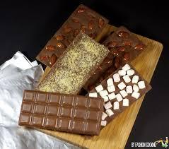 tablette recette de cuisine tablettes de chocolat maison recette de cuisine mademoiselle