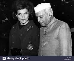 jacqueline kennedy and indian prime minister jawaharlal nehru
