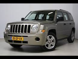 jeep patriot 2 0 crd jeep patriot 2 0 crd sport 2008 occasion