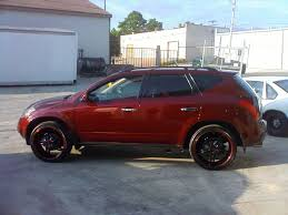 nissan murano ground clearance dstylzcc 2005 nissan murano specs photos modification info at