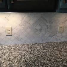 Marble Mosaic Backsplash Tile by Venato Carrara Carrera Marble Arabesque Moroccan Mosaic Diy