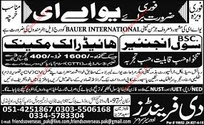 civil engineering jobs in dubai for freshers 2015 mustang need civil engineer hydrolic mechanic for uae 2018 bauer