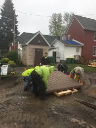 northeast regional council of carpenters local 276 donates efforts