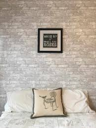 Gray Wallpaper Bedroom - brick wallpaper ideas for bedroom caruba info