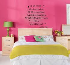 peter pan quotes disney movies james matthew kids room bedroom