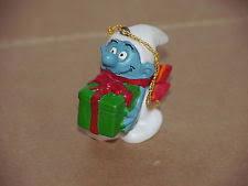 praying smurf ornament ebay