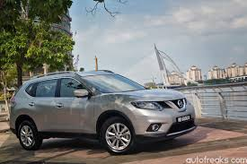 urvan nissan 2015 test drive review nissan x trail 2 5 4wd lowyat net cars