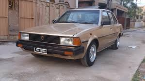 1982 toyota corolla for sale pakistan ads for vehicles used cars 108 free classifieds muamat