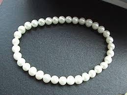 white pearl bracelet images White pearl pearl bracelet JPG