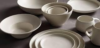 wheeler dinnerware collection white rh modern