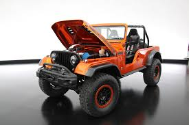 badass 2 door jeep wrangler seven concept jeeps you will definitely see at easter jeep safari