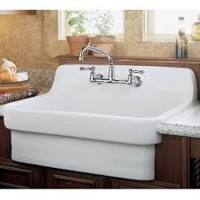 american standard country sink american standard 30 x 22 country kitchen sink reviews wayfair