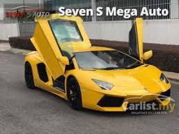 lamborghini car price list search 37 lamborghini cars for sale in malaysia carlist my