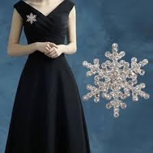 dropshipping acrylic snowflake ornaments wholesale uk free uk