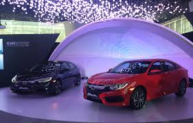 honda civic 2016 kah motor launches new 10th generation honda civic torque
