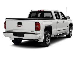 Pickup Truck Bed Caps Used 2014 Gmc Sierra 1500 For Sale Raleigh Nc Cary T162532a