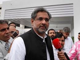 New Cabinet India New Pakistan Pm Shahid Abbasi U0027s Cabinet Sworn In Times Of India