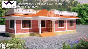 kerala style house plans below 800 sq ft youtube