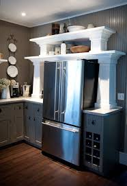 Kitchen Open Shelves Ideas 47 Best Open Shelving In Kitchens Images On Pinterest Home Open