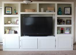 Diy Livingroom Remodelaholic Living Room Renovation With Diy Entertainment