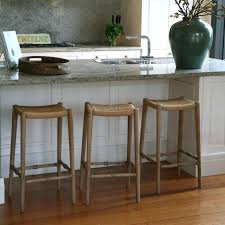 kitchen bar stools backless white leather counter stools backless leather counter stools