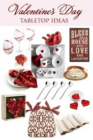 Valentine S Day Table Decorations by Romantic Decoration Valentine U0027s Day Entertaining Ideas