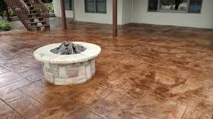 Sealing A Flagstone Patio by Stamped Patio Sealant Application Ft Collins Windsor Co Noco