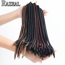 Human Hair Loc Extensions by Aliexpress Com Buy 14in 18in 110g Dreadlock Extensions Synthetic