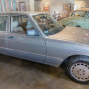 mercedes service records 1987 mercedes 420sel 2nd owner since all books service
