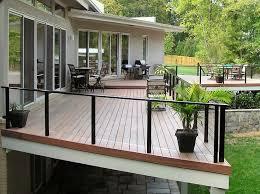 best 25 aluminum deck railing ideas on pinterest diy exterior