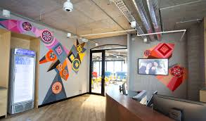 facebook office interior andy dinan art consulting facebook office