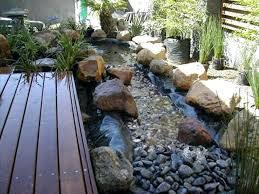 Mini Water Garden Ideas Water Garden Idea Whiskey Barrel Water Garden Garden Wall Water