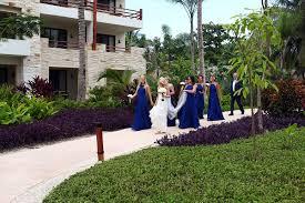 secrets akumal beach wedding jennifer and jordan