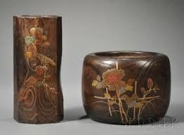 Ikebana Vases Search All Lots Skinner Auctioneers