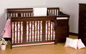 Top Rated Convertible Cribs by Best Convertible Crib With Changing Table Designs Decoration