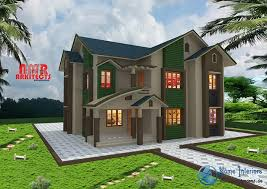contemporary design for kerala homes