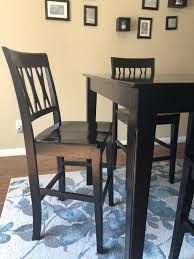 round table hanford ca 5 piece counter height dining table furniture in hanford ca