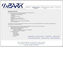park enterprises u0026 park holdings assembly services