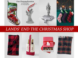 lands end christmas keeping warm in style and getting ready with lands end