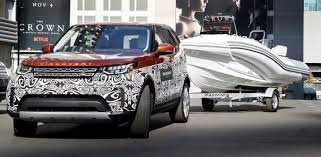new land rover discovery 2016 2017 land rover discovery to introduce advanced tow assist