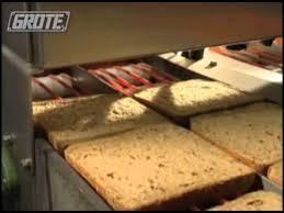 bun butterer grote company bread collator and butter applicator take