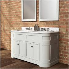 Bathroom Vanity Basins by Oakstone Palladio 1460 Solid Oak Double Bathroom Vanity Basin Unit