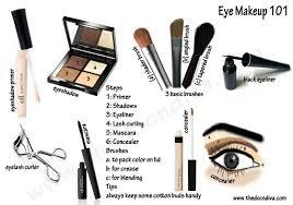 eye makeup essentials for beginners